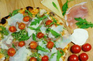 17_Pizza_Prosciutto e Rucola